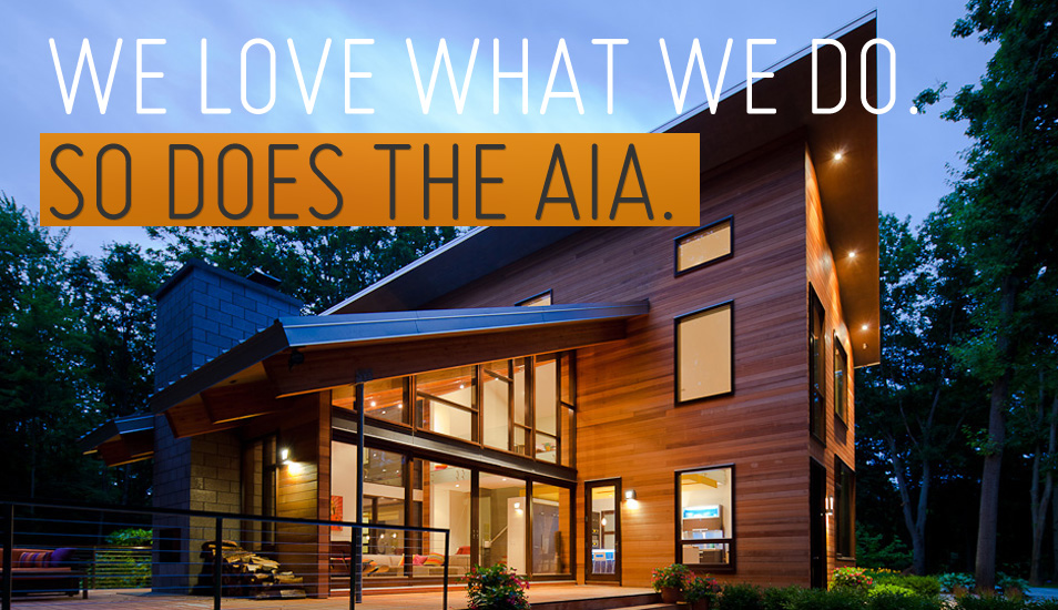 AIA Award // Pigeon Creek Residence