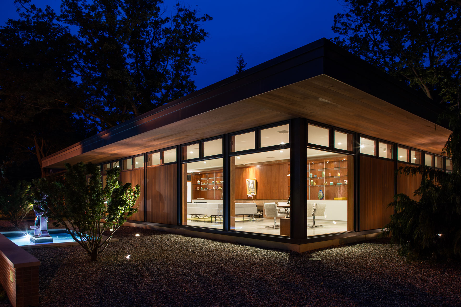 Pleasant Street Residence Lucid Architecture